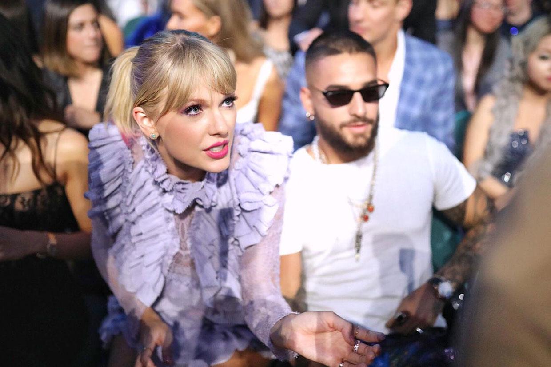 Fans de Taylor Swift no le gustaria una colaboración con Maluma