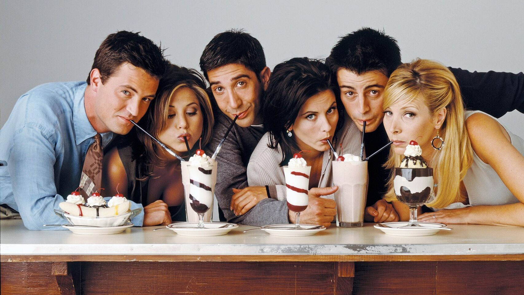 Posponen el capítulo más esperado de Friends