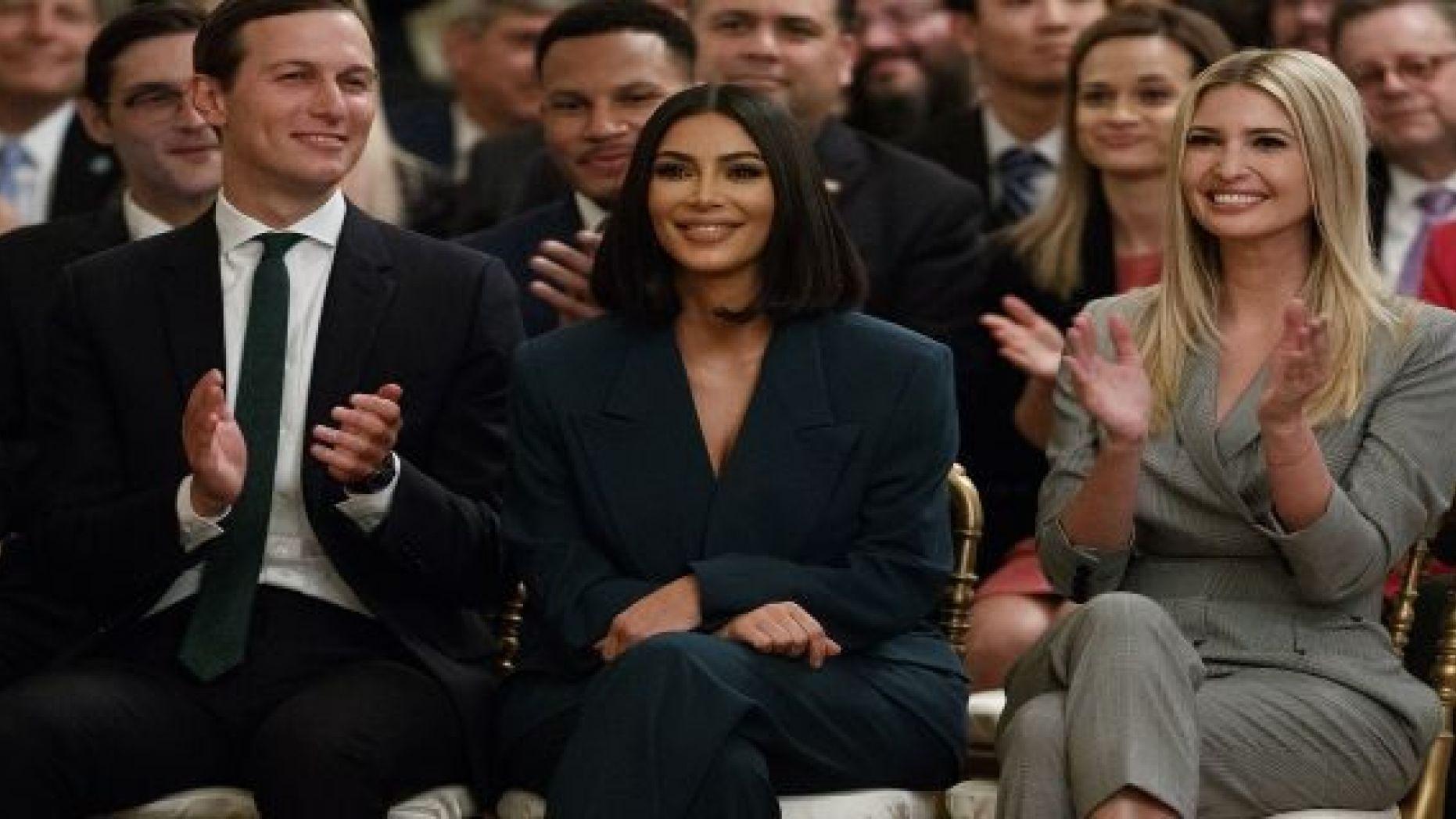 Ivanka Trump responde a Kim Kardashian