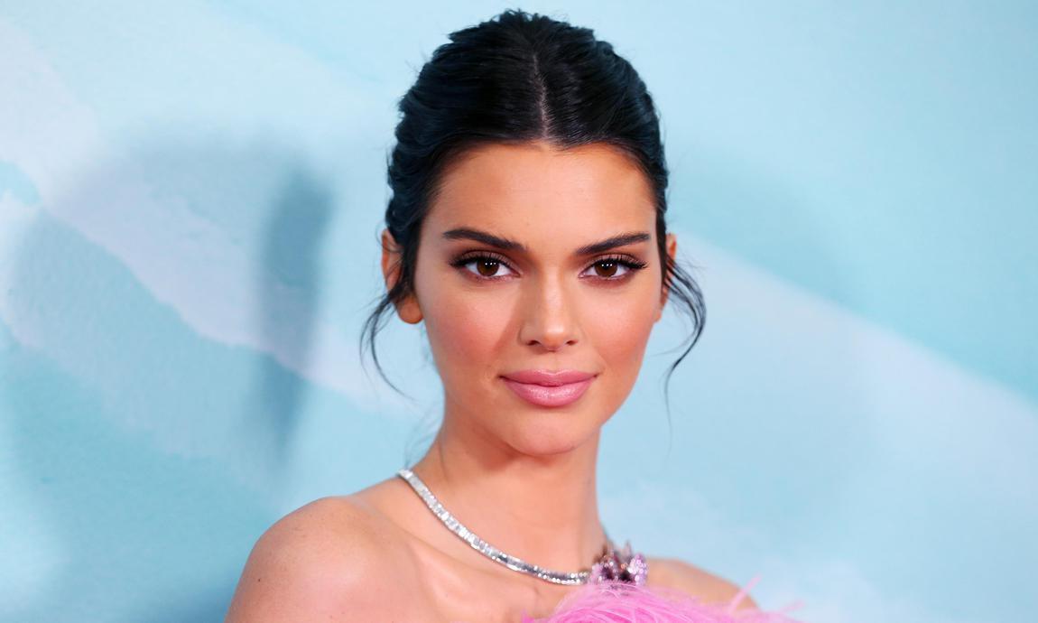 Kendall Jenner lanzó productos para caridad