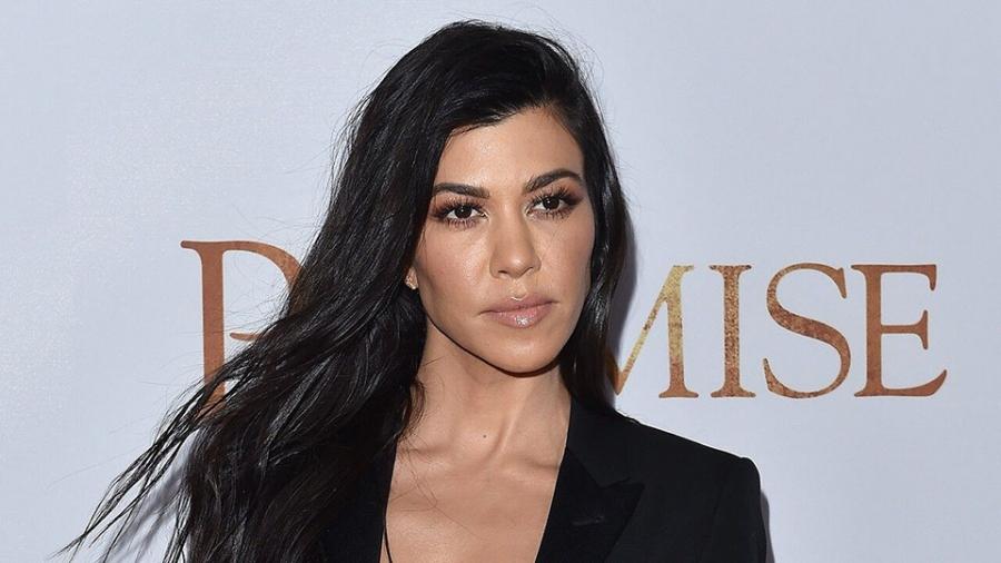 Kourtney Kardashian ...
