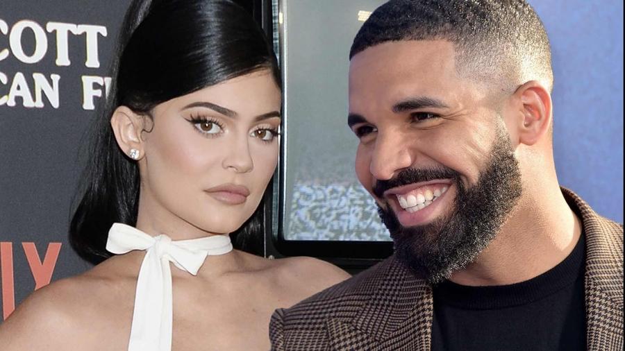 Kylie Jenner y Drake...