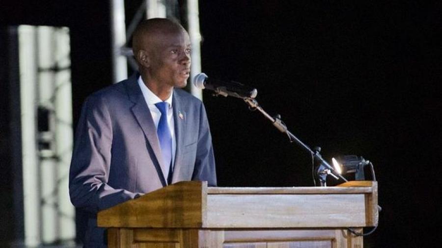Gobierno de Haití �...