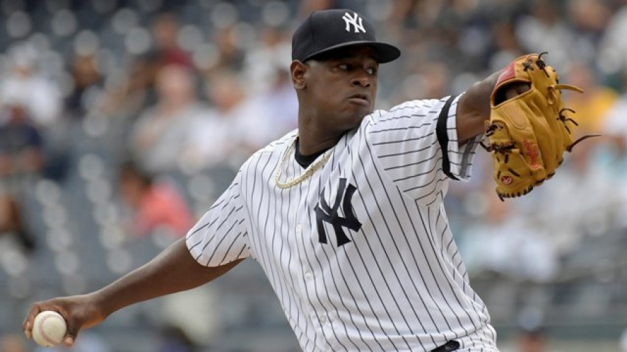 Luis Severino es can...